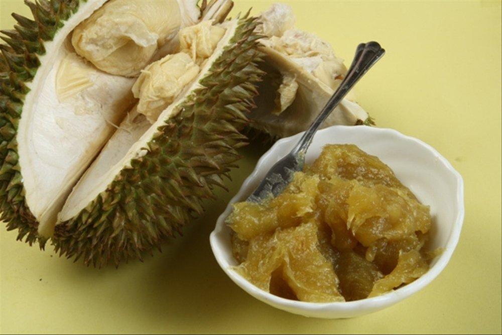 cara membuat selai durian
