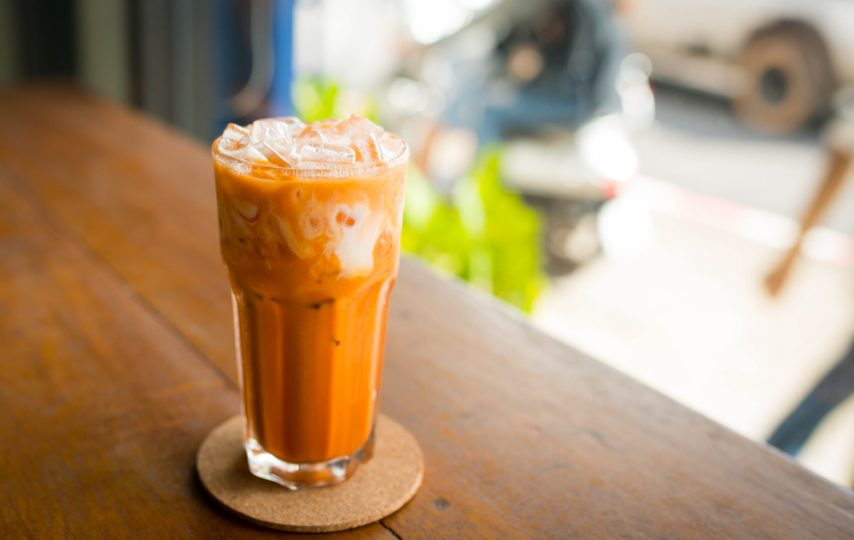 thai tea ala rumahan