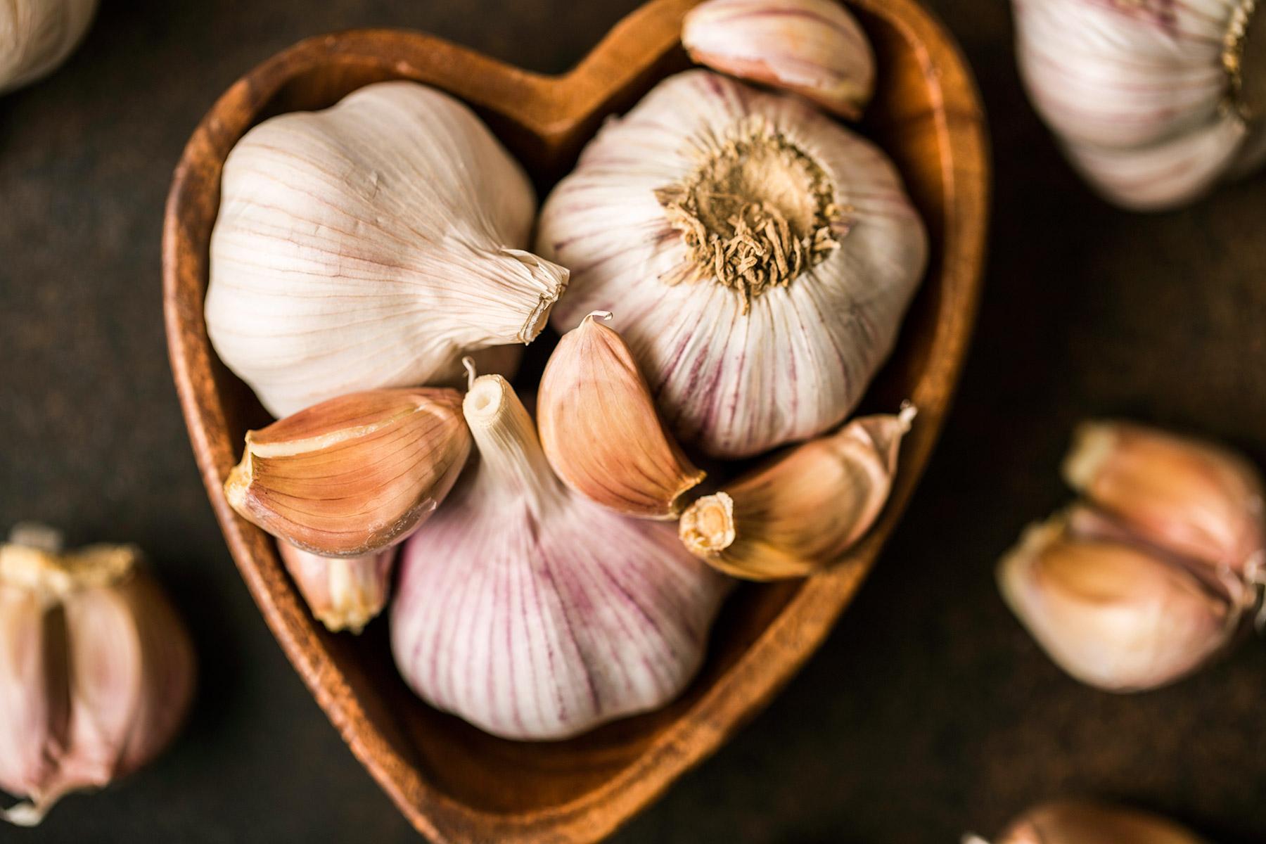 manfaat kesehatan terbukti bawang putih