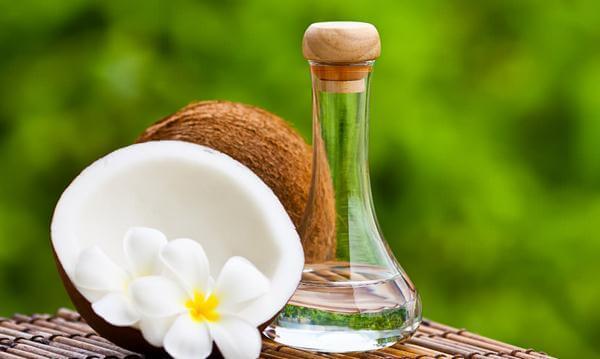 minyak kelapa mentah