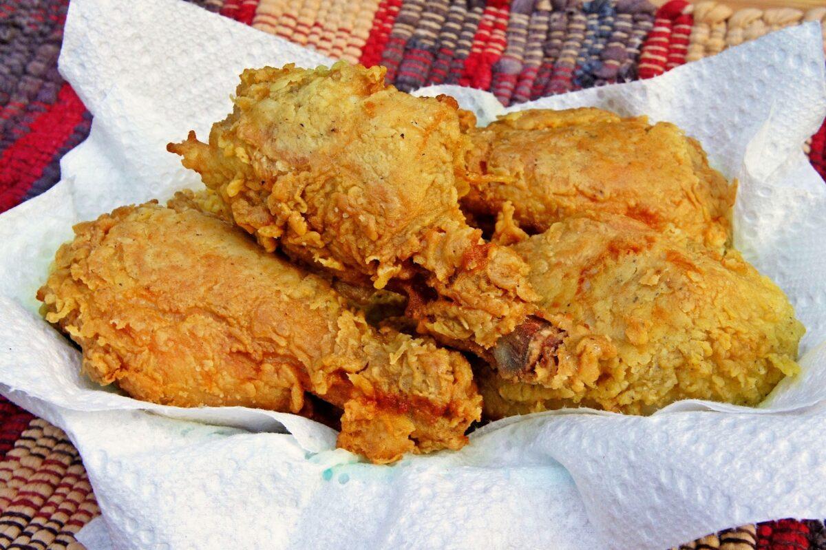 Resep Ayam Kentucky Untuk Dijual