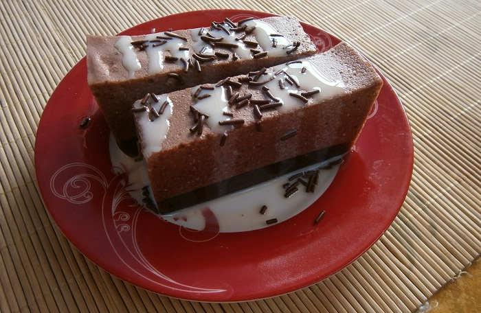 resep puding susu coklat